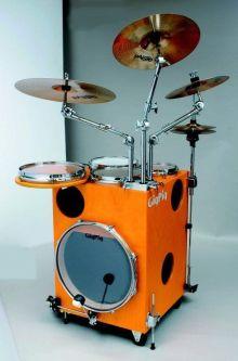 Wash 'N Play Drums