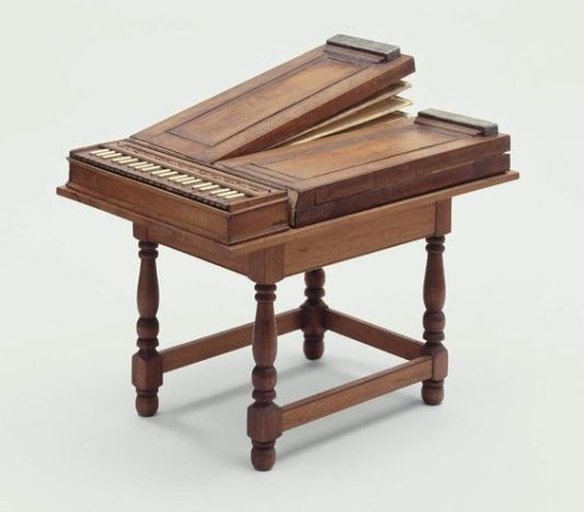 German Regal Organ