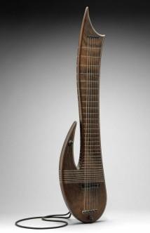 Gittler Guitar (Bar Rashi model)